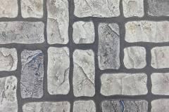 Stencil Pattern Stamp Overlay - Cobblestone