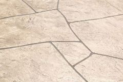 Patterned Stamp overlay - Flagstone